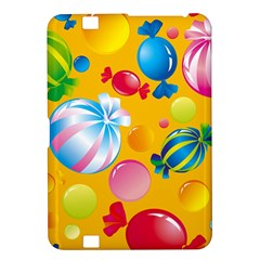Sweets And Sugar Candies Vector  Kindle Fire Hd 8 9