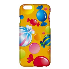 Sweets And Sugar Candies Vector  Apple Iphone 6 Plus/6s Plus Hardshell Case