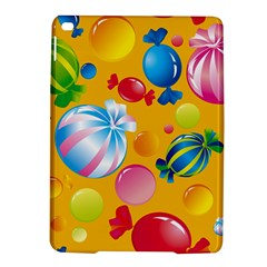 Sweets And Sugar Candies Vector  Ipad Air 2 Hardshell Cases