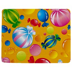 Sweets And Sugar Candies Vector  Jigsaw Puzzle Photo Stand (rectangular)