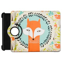 Foxy Fox Canvas Art Print Traditional Kindle Fire Hd 7