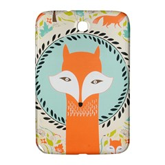 Foxy Fox Canvas Art Print Traditional Samsung Galaxy Note 8 0 N5100 Hardshell Case