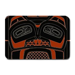 Traditional Northwest Coast Native Art Plate Mats