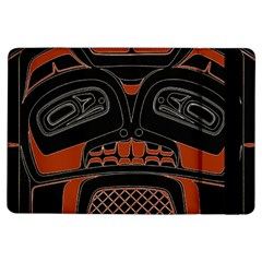 Traditional Northwest Coast Native Art Ipad Air Flip