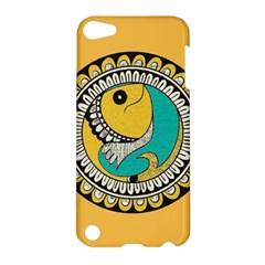 Madhubani Fish Indian Ethnic Pattern Apple Ipod Touch 5 Hardshell Case