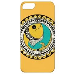 Madhubani Fish Indian Ethnic Pattern Apple Iphone 5 Classic Hardshell Case