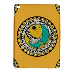 Madhubani Fish Indian Ethnic Pattern Ipad Air 2 Hardshell Cases