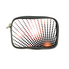 Radial Dotted Lights Coin Purse