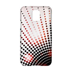Radial Dotted Lights Samsung Galaxy S5 Hardshell Case