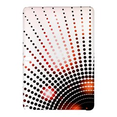 Radial Dotted Lights Samsung Galaxy Tab Pro 12 2 Hardshell Case