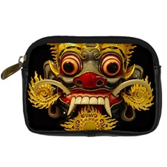 Bali Mask Digital Camera Cases