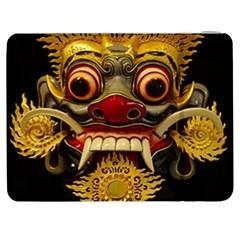 Bali Mask Samsung Galaxy Tab 7  P1000 Flip Case