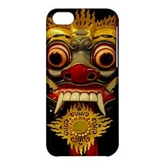 Bali Mask Apple Iphone 5c Hardshell Case