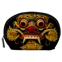 Bali Mask Accessory Pouches (large)