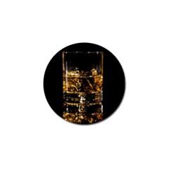Drink Good Whiskey Golf Ball Marker (10 Pack)