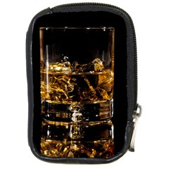 Drink Good Whiskey Compact Camera Cases
