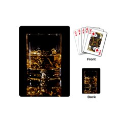 Drink Good Whiskey Playing Cards (mini)