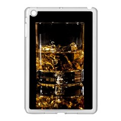 Drink Good Whiskey Apple Ipad Mini Case (white)
