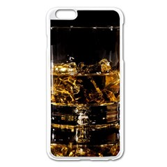 Drink Good Whiskey Apple Iphone 6 Plus/6s Plus Enamel White Case