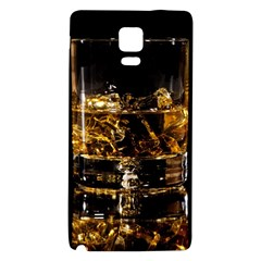 Drink Good Whiskey Galaxy Note 4 Back Case
