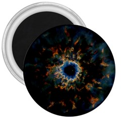Crazy  Giant Galaxy Nebula 3  Magnets