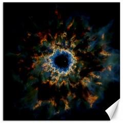 Crazy  Giant Galaxy Nebula Canvas 12  X 12
