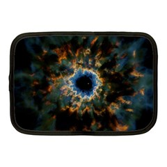 Crazy  Giant Galaxy Nebula Netbook Case (medium)