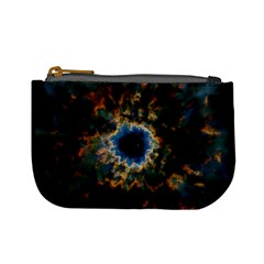 Crazy  Giant Galaxy Nebula Mini Coin Purses