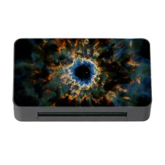 Crazy  Giant Galaxy Nebula Memory Card Reader With Cf