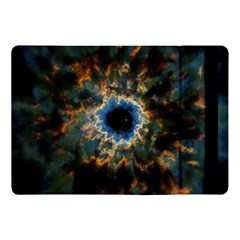 Crazy  Giant Galaxy Nebula Apple Ipad Pro 10 5   Flip Case