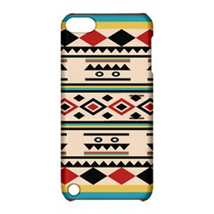 Tribal Pattern Apple Ipod Touch 5 Hardshell Case With Stand