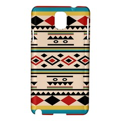 Tribal Pattern Samsung Galaxy Note 3 N9005 Hardshell Case