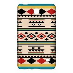Tribal Pattern Samsung Galaxy Tab 4 (8 ) Hardshell Case
