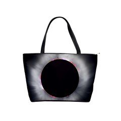 Solar Eclipse Shoulder Handbags