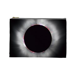 Solar Eclipse Cosmetic Bag (large)