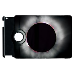 Solar Eclipse Apple Ipad 3/4 Flip 360 Case
