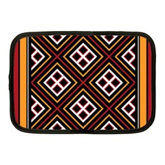 Toraja Pattern Pa re po  Sanguba ( Dancing Alone ) Netbook Case (medium)