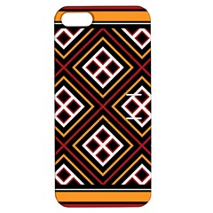 Toraja Pattern Pa re po  Sanguba ( Dancing Alone ) Apple Iphone 5 Hardshell Case With Stand