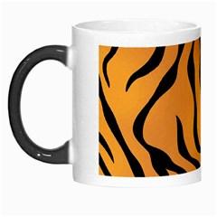 Tiger Skin Pattern Morph Mugs