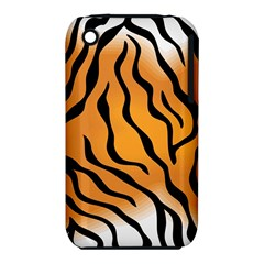 Tiger Skin Pattern Iphone 3s/3gs