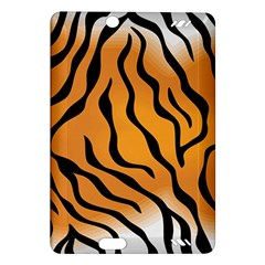 Tiger Skin Pattern Amazon Kindle Fire Hd (2013) Hardshell Case