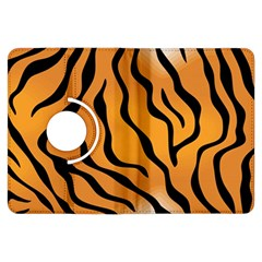 Tiger Skin Pattern Kindle Fire Hdx Flip 360 Case