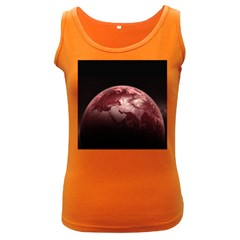 Planet Fantasy Art Women s Dark Tank Top
