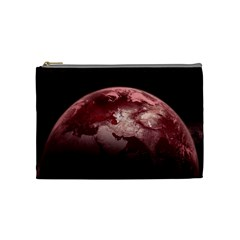 Planet Fantasy Art Cosmetic Bag (medium)