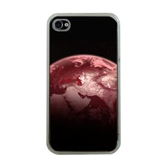 Planet Fantasy Art Apple Iphone 4 Case (clear)