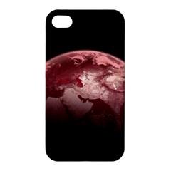 Planet Fantasy Art Apple Iphone 4/4s Hardshell Case