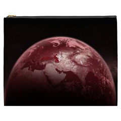 Planet Fantasy Art Cosmetic Bag (xxxl)
