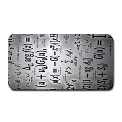 Science Formulas Medium Bar Mats