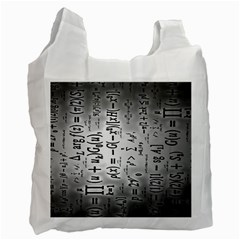 Science Formulas Recycle Bag (two Side)