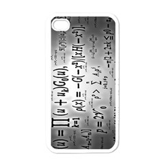 Science Formulas Apple Iphone 4 Case (white)